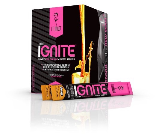 Fitmiss Ignite Women's Pre-Workout + Energy Booster