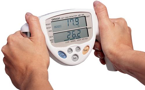Omron HBF-306 Fat Loss Monitor