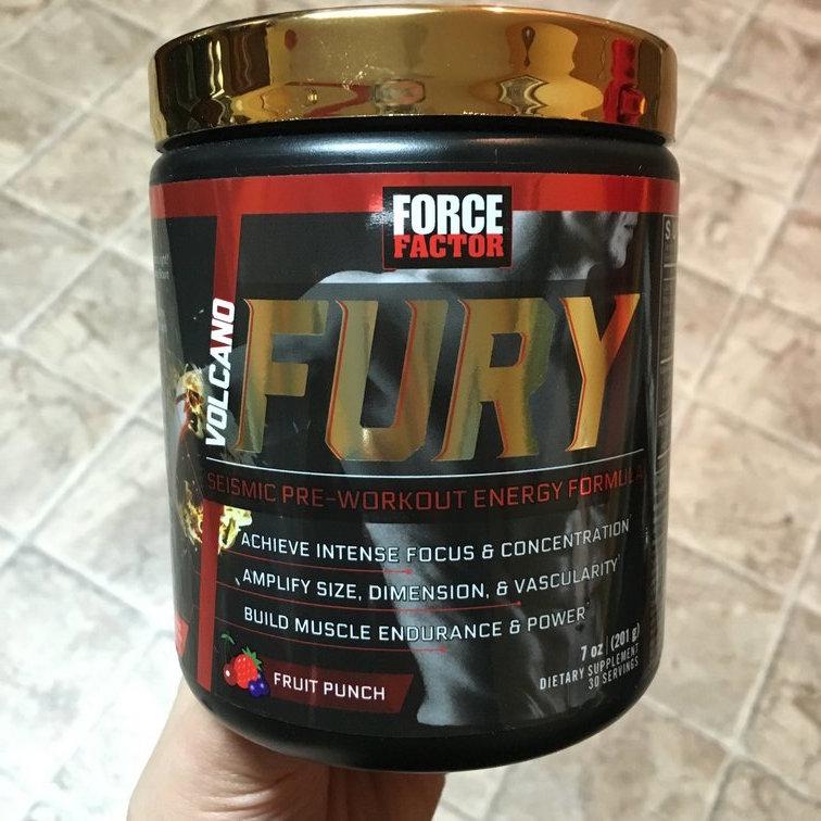 Force Factor Volcano Fury