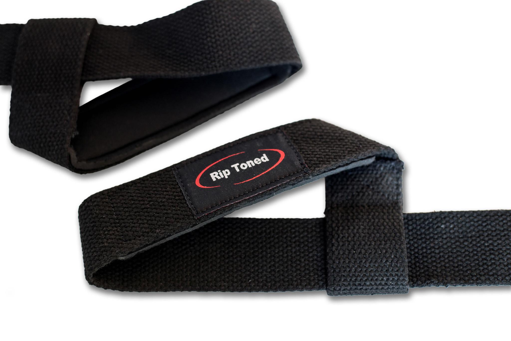 Rip Toned lifting straps