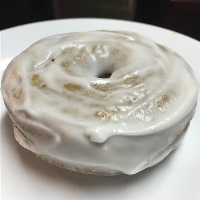 Finished Donut