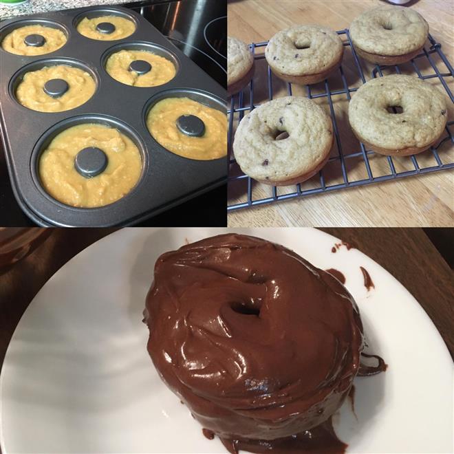 The baking procedure