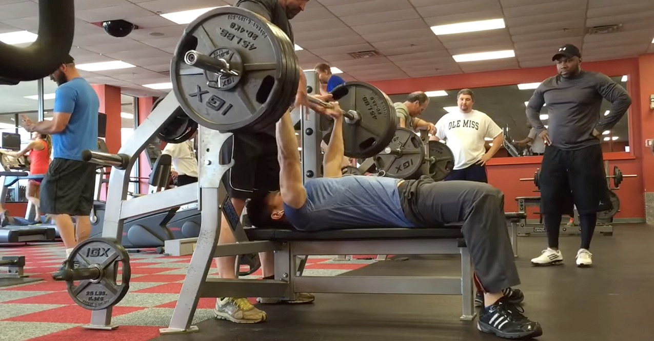 My Path To A 410 Lb Bench Press 154 Lbs Bodyweight Gravitus Blog